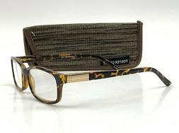 Foster Grant Boston Tortoise Brown Reading Glasses Readers V