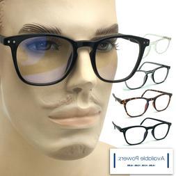 High Power EXTRA STRENGTH Reading Reader Glasses Men Women 4