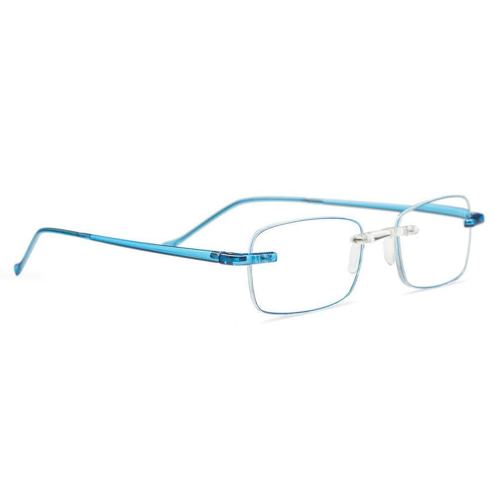 Evolve-Eyewear P5000 Readers Aqua-Compare to Gels® by Scojo