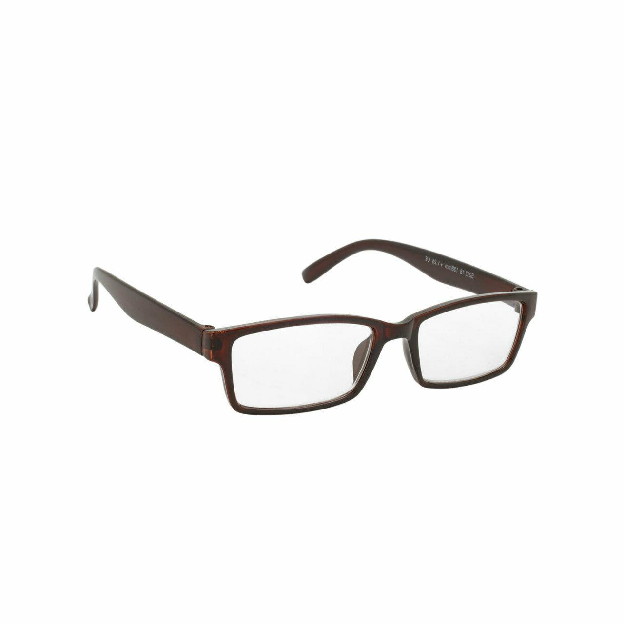 6 Square Readers Unisex NEW