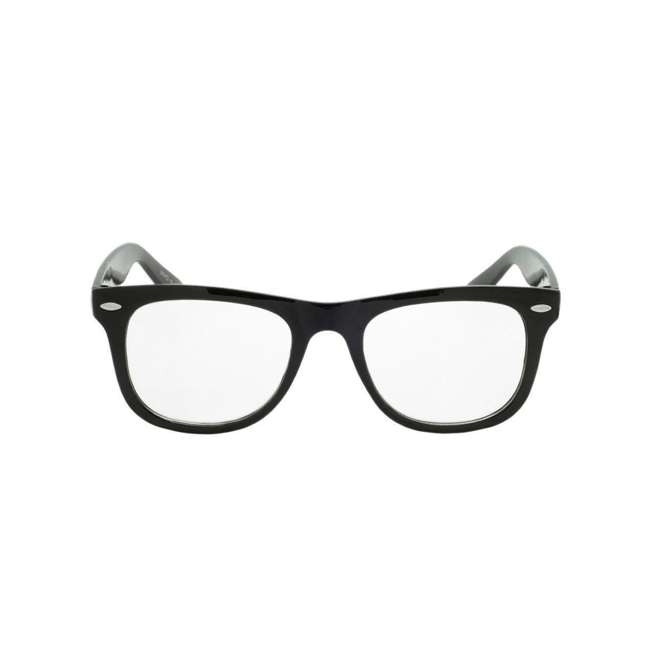 Mens Glasses 4 Unisex Retro Style Readers Power