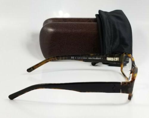 NEW 2062 brown glasses