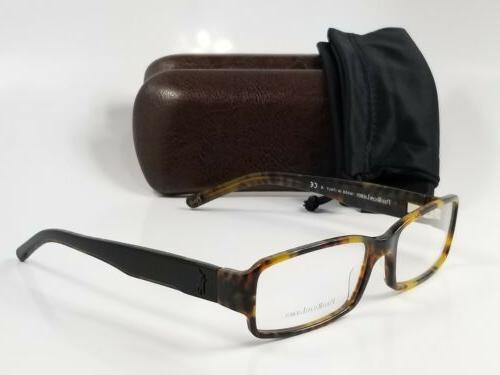new 2062 5017 brown reading glasses computer