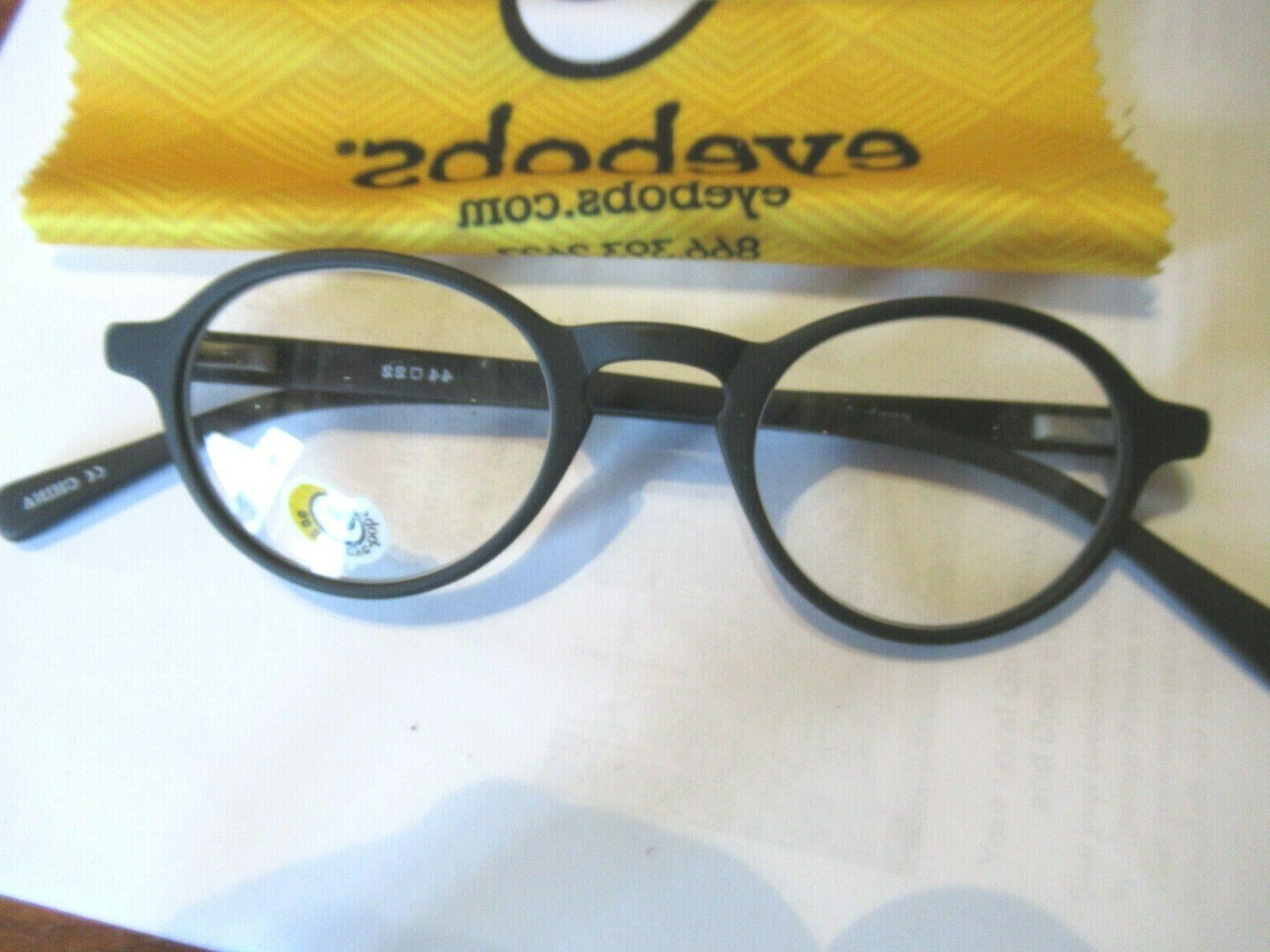 NEW Matte eyebobs Frame