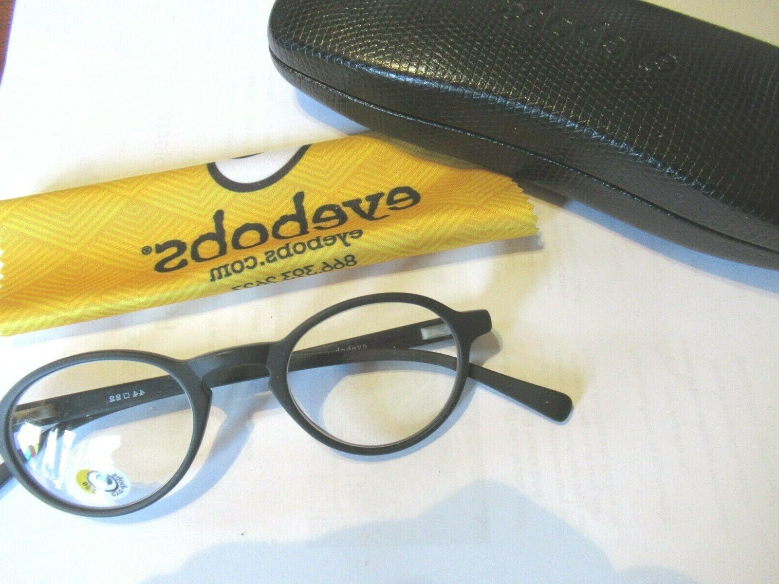 new readers eye bobs matte black board