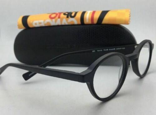 Readers EYE•BOBS Eyeglasses BOARD STIFF 44-23 Black Frame
