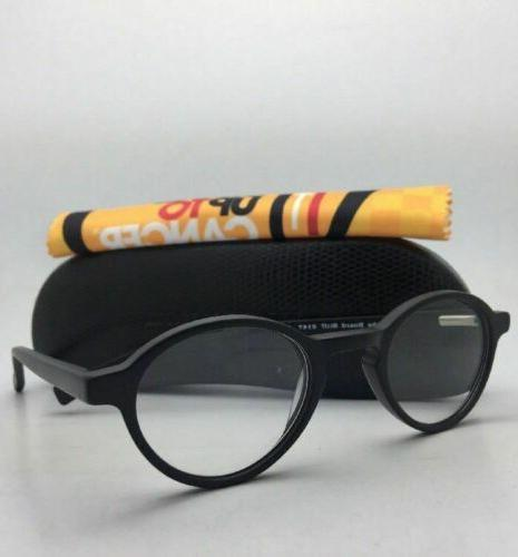 Readers Eyeglasses BOARD STIFF 44-23 Matte Black Frame