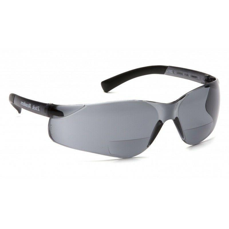 safety s2520r15 ztek readers bifocal safety glasses