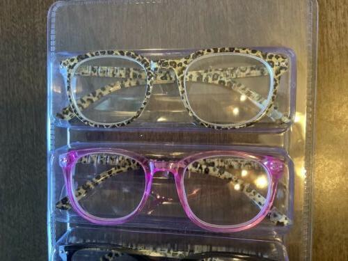 Set Johnson Glasses +2.00 NIB