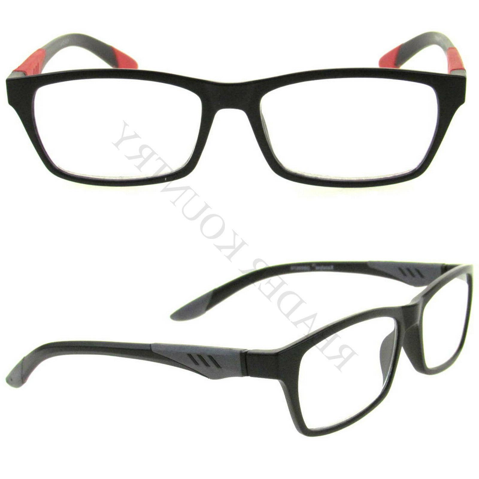 sport GLASSES Soft Touch Double Injection