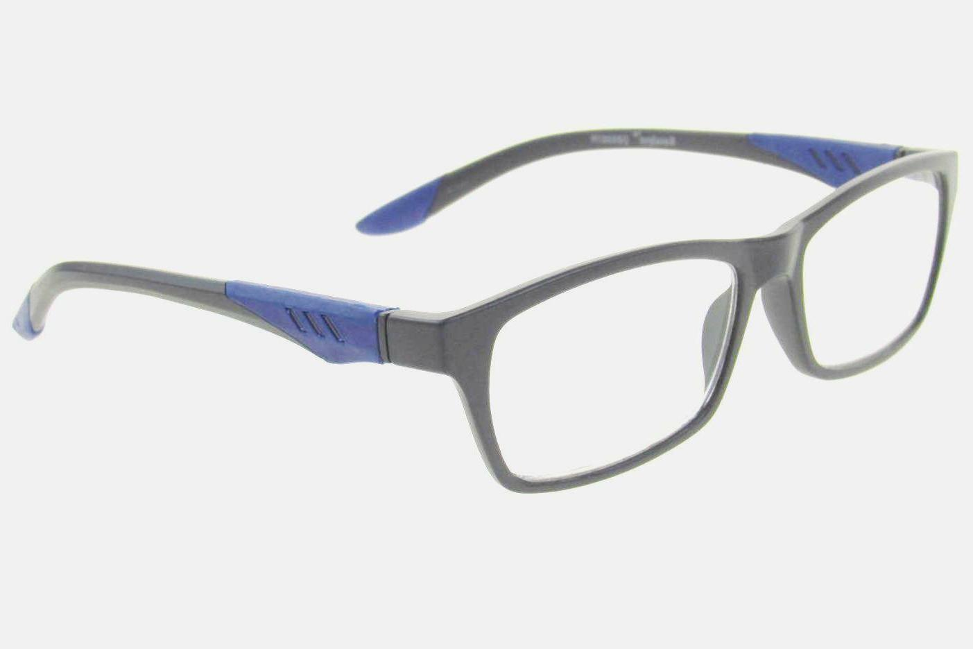 sport GLASSES Soft Touch Double +125-300 CLEANED