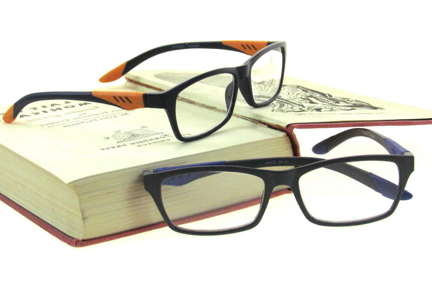 sport reading glasses readers soft touch double