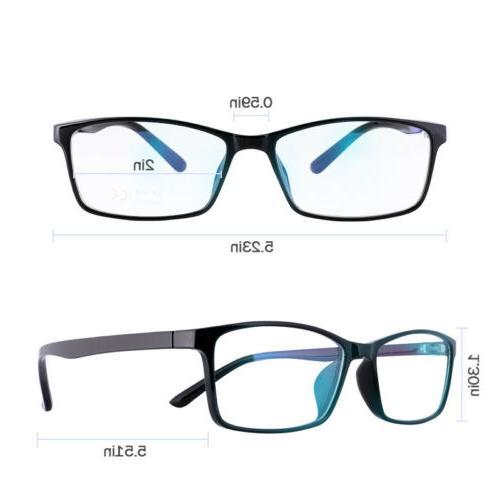 Readers Glasses Computer Fatigue UV