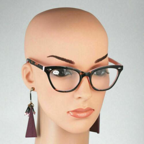 vintage reading glasses cat eye readers womens