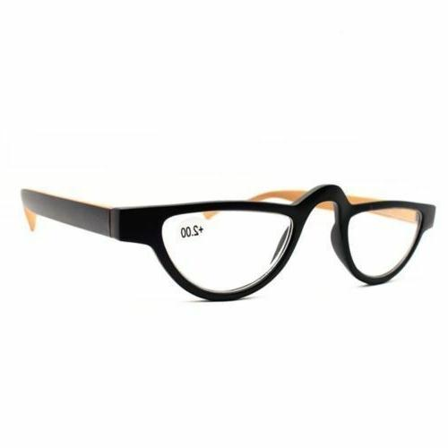 Womens Vintage Moon Retro Reading Glasses Spectacles