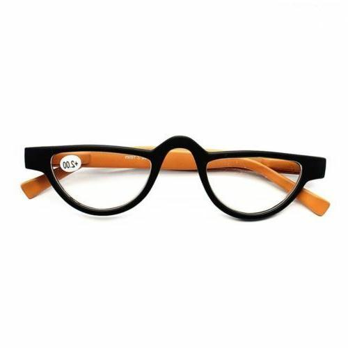Womens Half Moon Spectacles