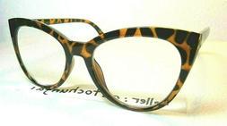 Betsey Johnson Large Cat Eye Readers +2.5 Women Reading Glas