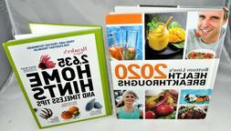 LOT 2020 Bottom Line's Health Breakthroughs Readers Digest 2