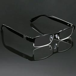 Men's Women's Clear Lens Reading Eye glasses Fashion Readers