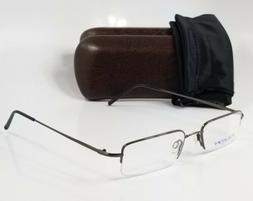 NEW FLEXON 643 MEMORY TITANIUM gunmetal reading glasses comp