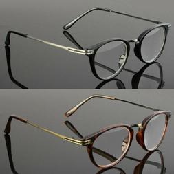 New Readers Women Fashion Reading Glasses Round Retro Vintag