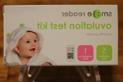 Smile Reader 5 Ovulation Tests & 1 Pregnancy Test Kit Fertil