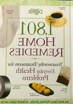 Readers Digest 1801 Home Remedies Trustworthy Treatment Ever