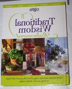 Readers Digest Traditional Wisdom Rediscovered cooking healt