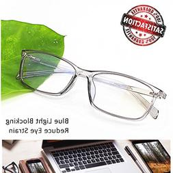 Reading Glasses 1.5 Blue Light Blocking Reader Gaming Screen