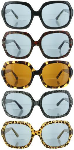 Reading Glasses Bifocal Sunglass Readers Animal Print Sungla