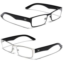 Rectangular Reading Glasses for Men Women Fashion Readers Sp