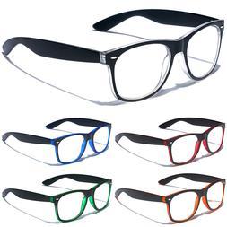 Retro Reading Glasses Men's Women's Fashion Readers 1.25 1.5