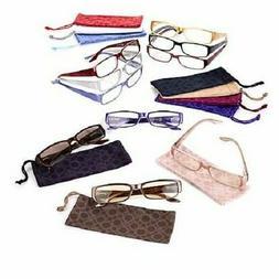 JOY MANGANO Shades 20-pc Readers Glasses Set +0.00 Just for