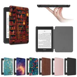 Fintie Slim Leather Case For All-new Kindle Paperwhite E-Rea