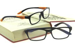 sport READING GLASSES READERS Soft Touch Double Injection GR
