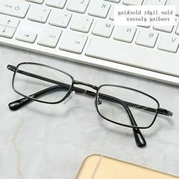 Spring Hinges Reading Glasses Filter Blue Light Readers Meta