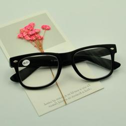 Spring Hinges Reading Glasses Readers Mens Womens +1.0 1.5 2