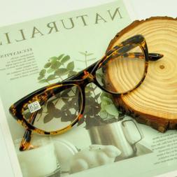 Tortoise Reading Glasses Readers Cat Eye Womens +1.0 1.5 2.0