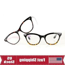 Vintage Reading Glasses Cat Eye Readers Womens + 1.0 1.5 2.0