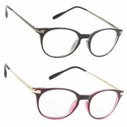 Women Cat Eye Reading Glasses Scarlette Style Spring Hinge V