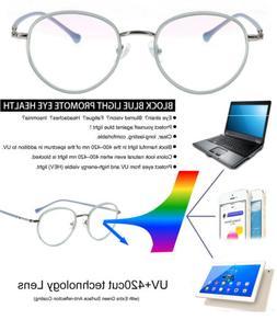 Women's Blue Light Blocking Reading Glasses Anti-Blue Comput