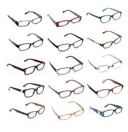 Foster Grant Reading Glasses Womens Designer Readers New +1.